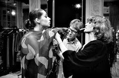 Loulou de la Falaise ….. muse of Yves Saint Laurent