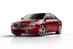 2014 Buick Regal Luxury Sport Sedan