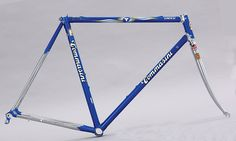 Tommasini Sintesi - custom-made Steel Road Bike Frames
