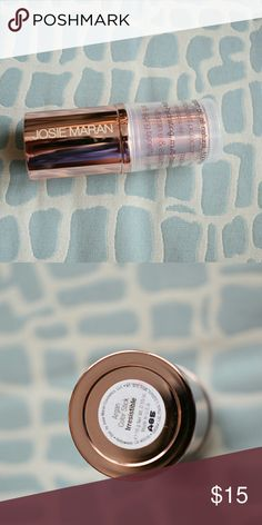 Josie Maran Argan Stick Irresistible NEW Beautiful color. Never used. Josie Maran Makeup