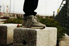 #Visvim FBT Sneaker