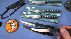 Cold Steel vs CRKT: Best Neck Knives by Nutnfancy