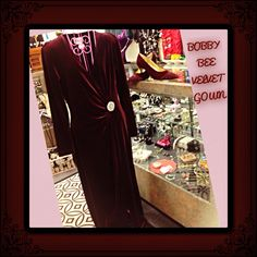 Vintage Gowns sold at.. My Fairy Godmother's Boutique. 6165 Deltona Blvd. Spring Hill,Fl. 352-340-5945