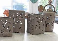 Hand Building Pottery Ideas - Bing Images MINE WAS PRETTIER AND I DID IT FIRST. HAHAHA