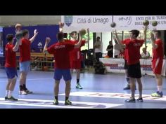 Handball training compilation - YouTube