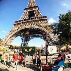 typical  by bonniebunnyx Eiffel_Tower #France