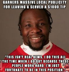 Tamba Hali- Kansas City chiefs football player. Love this one!!