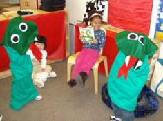 Eric Carle's THE GREEDY PYTHON  AND/OR Raffi song, Boa Constrictor