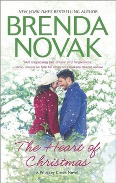 It's Release Day for THE HEART OF CHRISTMAS! (Whiskey Creek #7) by Brenda Novak Just call her Christmas Eve… Eve Harmon has always enjoyed Christmas, but this year it reminds her of everything she...