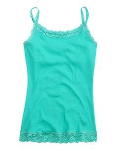 Our Favorite Metallic Lace Cami | shopjustice.com