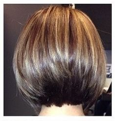 Best Bob Hairstyles & Haircuts for Women - Hairstyles Trends Stacked Bob Hairstyles, Short Hairstyles For Thick Hair, Medium Bob Hairstyles, Haircuts For Fine Hair, Short Hair Cuts For Women, Hairstyles Haircuts, Bob Haircuts, Medium Hair Styles, Short Hair Styles