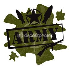 Army military design vector illustration — Image vectorielle Juliedeshaies © #63534749