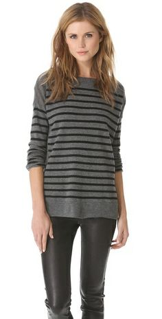 Another striped sweater I'm lusting after.