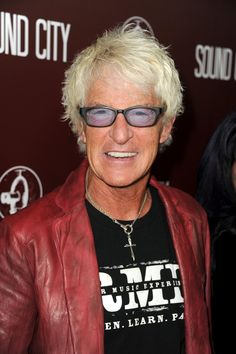 Altogether Now...Happy Birthday to Kevin Cronin, rock vocalist of REO Speedwagon!! #80s #Music