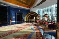 Burj Al Arab Lobby by ranjankhoteja