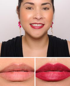 Charlotte Tilbury Love Liberty Matte Revolution Lipstick Review & Swatches