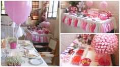 Mesa-dulces-comunion-rosa-candybar