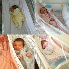 Rede de balanço traz bem estar para bebês; inspire-se nas imagens para ter uma em casa   Catraquinha