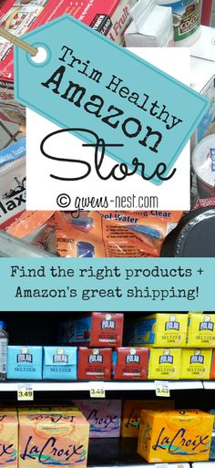 Amazon Trim Healthy Mama Store - Gwen's Nest