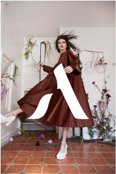 Atlas Magazine is an inspirational print and digital magazine for the next generation of fashion creatives. This issue focused entirely on Timeless imagery. With editorials shot by Barbora Kmetvoka, Hayato Takahashi, and Janina Fleckhaus (just to nam.