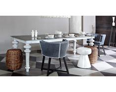 gervasoni grey dining table anibou