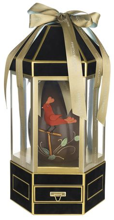 Easter Cage chocolate egg By Lulu Ginness http://www.bloomberg.com/apps/news?pid=newsarchive=aVP5.d578L7o