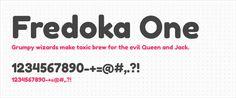 Fredoka One - Free font