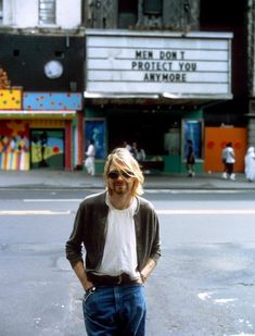 Kurt, 7/24/93, NY, NY