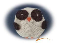 """Ola Amigos e Amigas,   Apresento um lindo Mocho feito em croché. Este Mocho´é um """"porta-misérias"""", como eu custumo chamar LOL.  http://www.artescirnetrigo.com/porta-moedas-mocho/"""