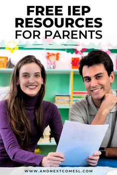 Looking for IEP resources for parents? Try these free IEP binder printables and put together your own IEP toolkit. #IEP #IEPs #advocacy #specialneedsparenting #autismparenting