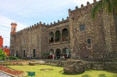 The Palace of Cortés