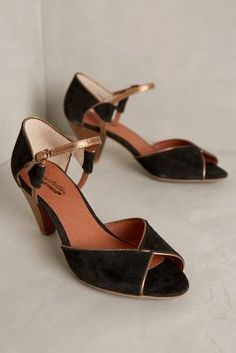 Seychelles Curiosity Heels #Anthropologie