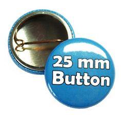 Buttonpunt.be - 25mm Speldbutton
