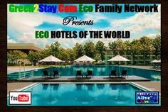 #ECOHOTELS  Hi Team,Please Check The Great Eco Hotels In Your Region In Your Region To Support #CONSERVATION And #THENEWECONOMY, Thanks Ian 'make eco fun' http://green2stayecotourism.webs.com/worlwide-eco-family-network