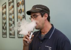 Vaping Parlors Growing In Popularity
