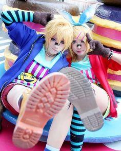 Len & Rin - Vocaloid