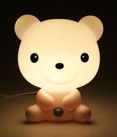Animal LED lamp