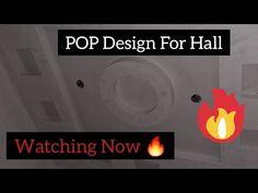 Hall pop Designs - YouTube Pop Design Photo, Pop Design For Hall, House Ceiling Design, House Design, Youtube, Home Decor, Decoration Home, Room Decor, Architecture Design
