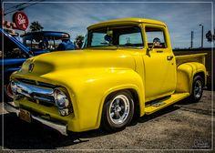 https://flic.kr/p/Do5rVM | 1956 Ford Truck - Classic Cruisers Bob's Broiler April 2015 - Downey, CA | 1956 Ford Truck - Classic Cruisers Bob's Broiler April 2015 - Downey, CA
