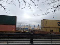 Cirque de Soliel @ the Port