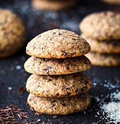 Healthy Coconut Flour Chocolate Cookies