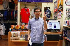 【大阪店】2014.11.01 カージナルスファンのお客様です!とてもお洋服選び楽しかったです^^また、オールスターのお土産話し聞かせて下さいね♪