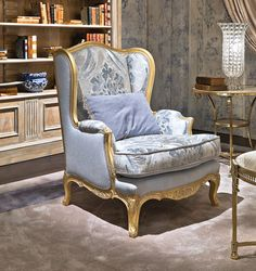 Luxury Furniture & Design: Provasi S.r.l. from Italy. Wing Chair...