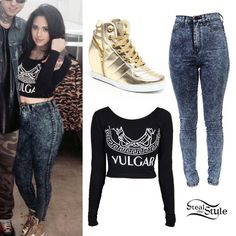 Jasmine Villegas Clothes & Outfits | Steal Her Style | Page 2