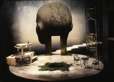 "Tennessee Williams' ""Suddenly, Last Summer""   Nottingham   1998   Ralph Koltai (Scenic Designer) : http://ralphkoltai.com"