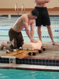0d8cb345a31 Lifeguard Instructor Training Valley Athletic Club Olympia