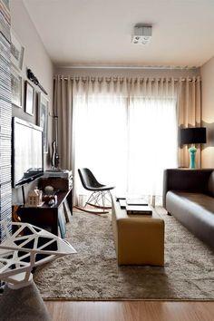 Os segredos de viver bem em apenas 38 m² - Casa.com.br