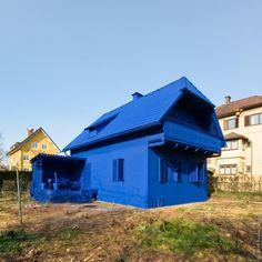 Haus Blau in Deutschland