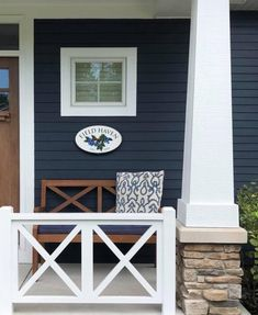 """'Thanks for our amazing sign! It looks so welcoming at our Lake Michigan beach house. Beach House Signs, Home Signs, Lake Michigan Beaches, Cottage, Twitter, Amazing, Design, Home Decor, Decoration Home"