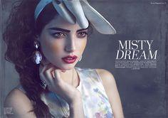 Misty Dream on Behance